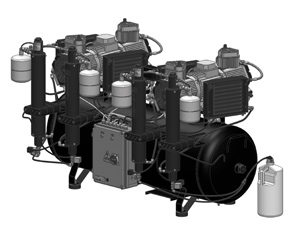 hospital-oilless-compressor_ac1200